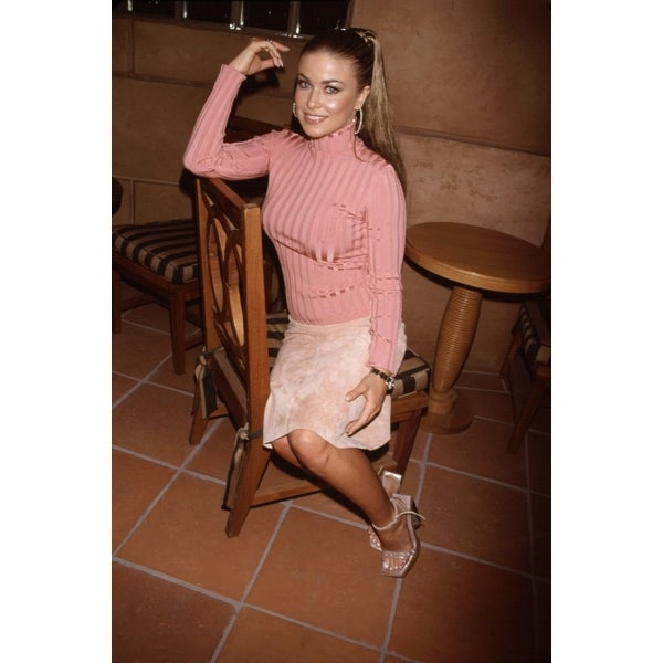 fe4be7cc4622 Shop carmen electra at las vegas natpe sean roberts celebrity free shipping  on orders over overstock