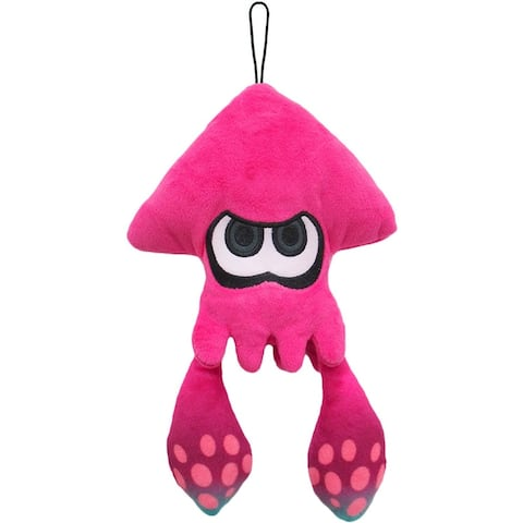 "Splatoon 9"" Pink Inkling Squid Plush - multi"