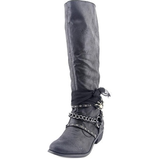 Not Rated Tutsan Women  Round Toe Synthetic  Knee High Boot