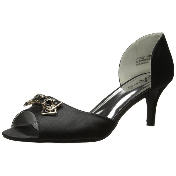 Annie Shoes Women's Late Night Pump
