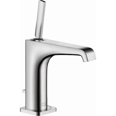 Axor 36100 Citterio E 1.2 GPM Single Hole Joystick Bathroom Faucet with Drain Assembly - Engineered in Germany, Limited