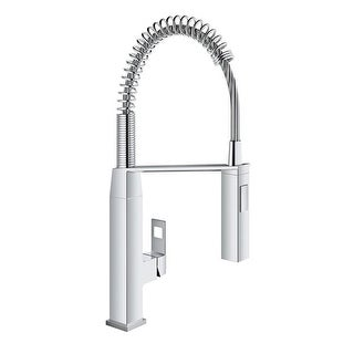 Grohe 31401000 Single-Handle Pull-Down Semi-Pro Kitchen Faucet