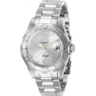 Link to Invicta Women's 28679 'Angel' Invicta Connection Stainless Steel Watch - White Similar Items in Women's Watches