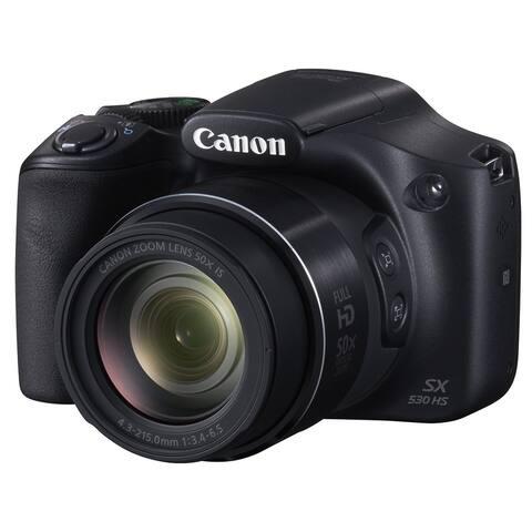 Canon PowerShot SX530 HS Digital Camera (International Model)