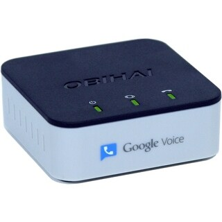 """Obihai Technology OBI200 Obihai OBi200 VoIP Telephone Adapter with 1-Phone Port & USB - 1 x RJ-45 - 1 x FXS - USB - Management"