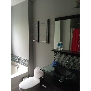 Ariel Platinum 'Anna' Dual Flush toilet
