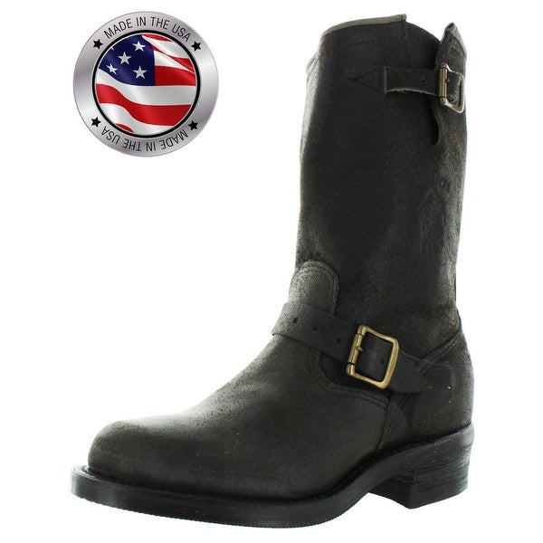 Chippewa Motorcycle Men's Engineer Leather Boots 27921