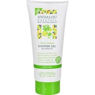 Andalou Naturals - Citrus Verbena Uplifting Shower Gel ( 2 - 8.5 FZ)