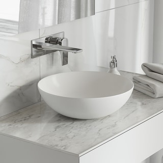 "Link to Classe 16"" Ceramic Sink Similar Items in Sinks"