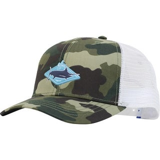 Guy Harvey Unisex-Adult Mr Flawless Trucker Hat OSFA Green - One size