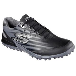 Skechers 54500 BKGY Men's GO GOLF BIONIC 2 Golf