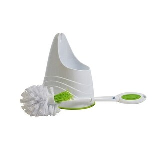 Lysol 57315 Toilet Bowl Brush & Caddy