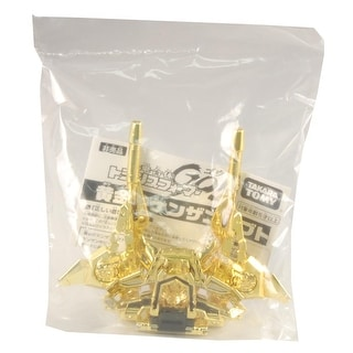 Transformers Go! G-01 Kenzan Bonus Gold Combiner Head