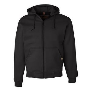 Crossfire Heavyweight Power Fleece Jacket with Thermal Lining