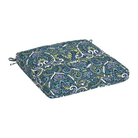 Arden Selections Plush BlowFill 20 x 20 in. Outdoor Dining Seat Cushion