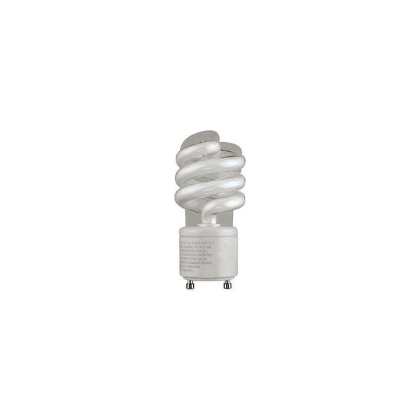 Trans Globe Lighting GU24-13WATT Single 13 Watt White GU24 Fluorescent Bulb. Opens flyout.