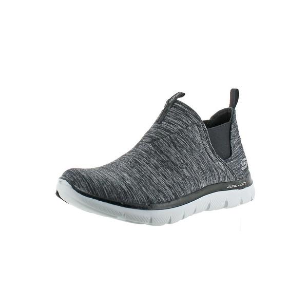 Skechers Womens Flex Appeal 2.0-High Card Walking Shoes Lightweight Flexible