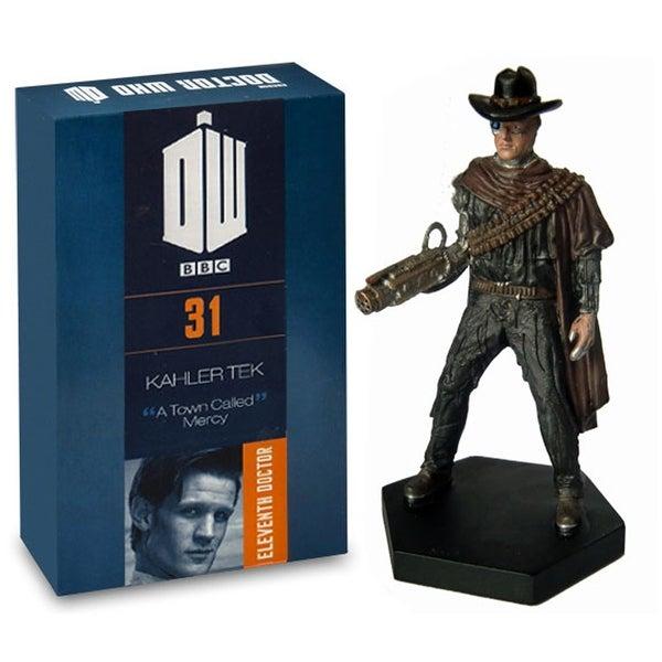 """Doctor Who Kahler Tek 4"""" Resin Figure - multi"""