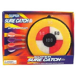 Dart Set: Safety Target Dart Board for Children