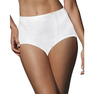Bali Cool Comfort Cottony Shaping Brief Light Control 2-Pack - L