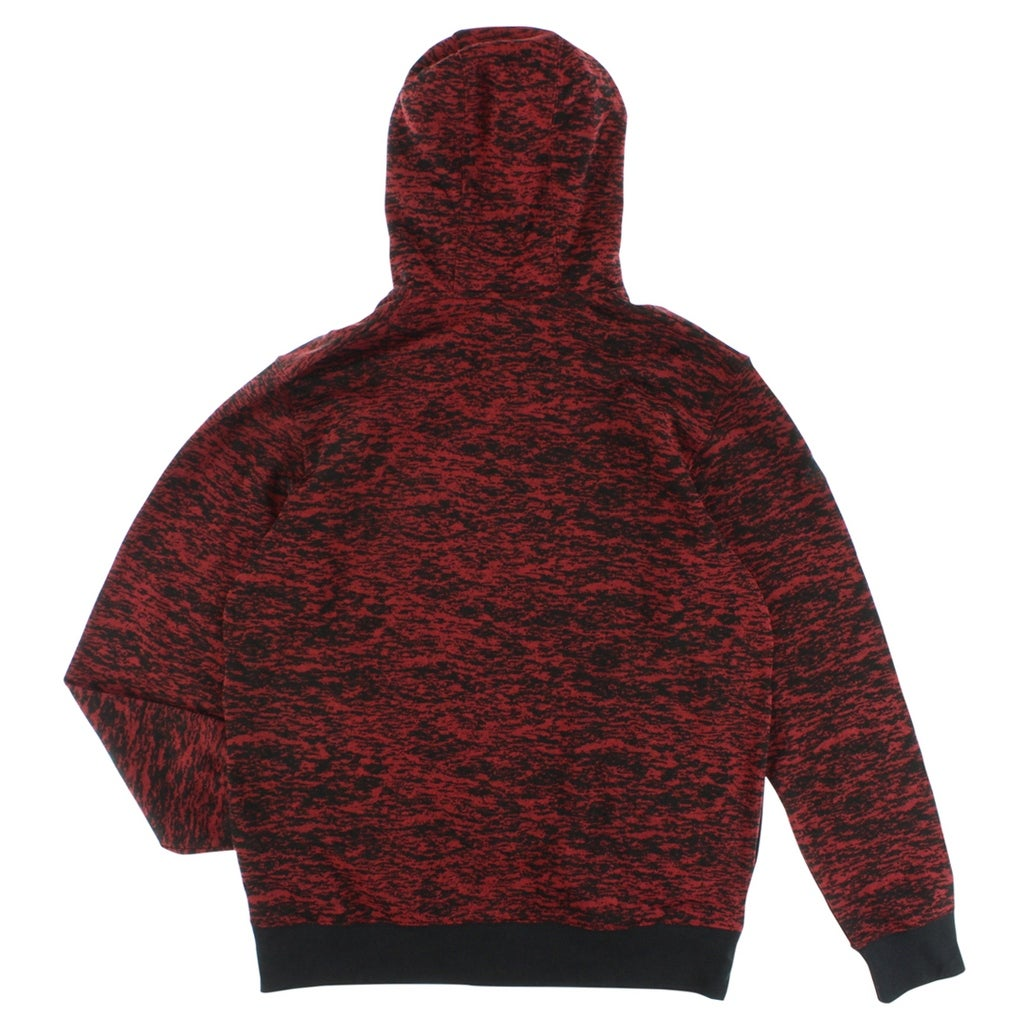 Progreso caloría mineral  Shop Adidas Mens D Rose Hardrock Full Zip Hoodie Red - Red/black ...