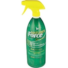 Manna Pro 202932 Nature's Force Insect Control, 32 Oz