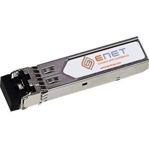 """""""ENET SFP-LX-10-D-ENC ENET Zyxel SFP-LX-10-D Compatible 1000BASE-LX SFP 1310nm 10Km DOM Duplex LC MMF/SMF 100% Tested Lifetime"""