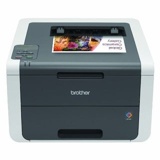 Brother HL3140CWG HL3140CW Digital Color Printer with Wireless Networking