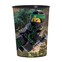 The LEGO Ninjago Movie Plastic Favor Cup