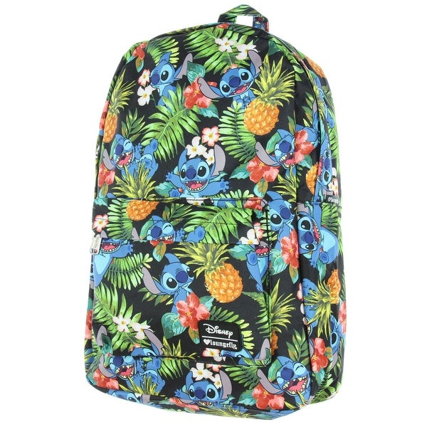 Shop Loungefly Disney Stitch Hawaiian Backpack - Free Shipping On ...