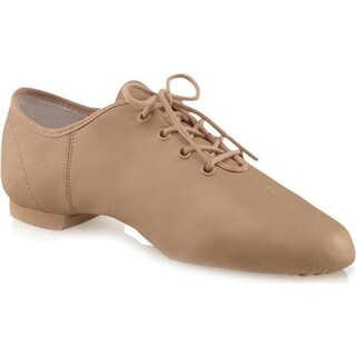 Capezio Dance E Series Jazz Oxford EJ1 Caramel