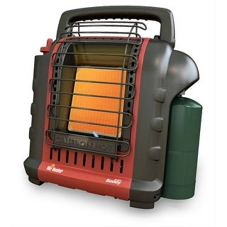 Mr Heater F232050 (MH9BX) Portable Buddy Propane Heater, 4000/9000 BTU