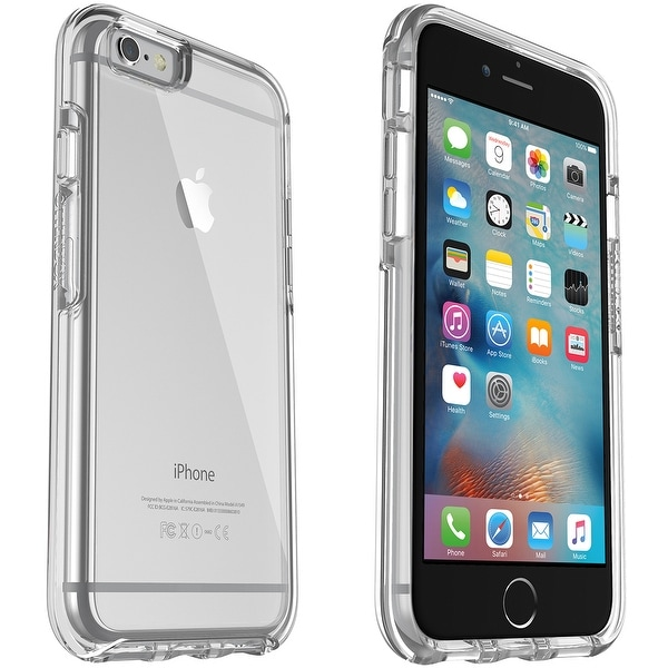 19e77cfa45 OtterBox Symmetry Case Lightweight And Protective for iPhone 6s & iPhone  6 (NOT PLUS