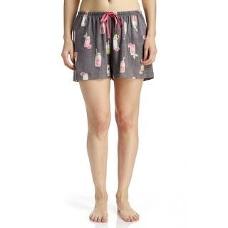 Hue Sleepwear Women's Mason Dixie Sleep Pajama Boxer