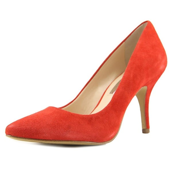 INC International Concepts Zita Women Bright Red Pumps
