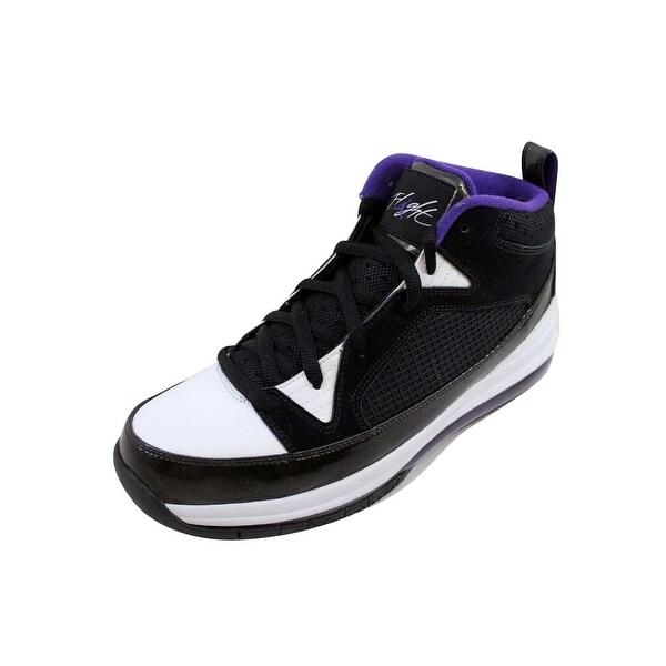 best service a2a75 f09c9 Nike Men  x27 s Air Jordan Flight 9 Max RST Black Club Purple