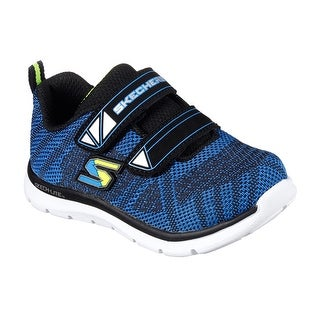 Skechers 95052N NVBL Boy's Toddler SKECH-LITE - COMFY STEPZ Sneaker