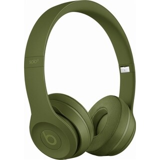 Beats by Dr. Dre - Beats Solo 3 Wireless Headphones turf green