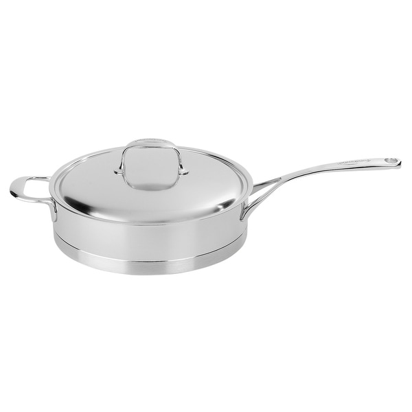 Demeyere Atlantis Stainless Steel Saute Pan - Stainless Steel. Opens flyout.