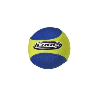 "2.25"" Lime Green and Blue Hydro Hopper Swimming Pool Gel Ball"