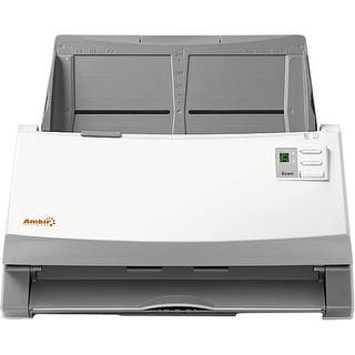 Ambir DS960-AS Ambir ImageScan Pro 960u Sheetfed Scanner - 600 dpi Optical - 48-bit Color - 16-bit Grayscale - 60 - 40 - USB|https://ak1.ostkcdn.com/images/products/is/images/direct/861d85002fff62e9f94305d8d3069f969ca7007b/Ambir-DS960-AS-Ambir-ImageScan-Pro-960u-Sheetfed-Scanner---600-dpi-Optical---48-bit-Color---16-bit-Grayscale---60---40---USB.jpg?impolicy=medium