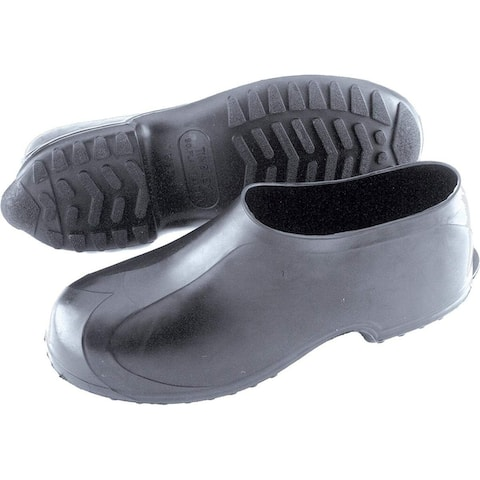 TINGLEY Rubber Men's High Top Stretch Overshoe