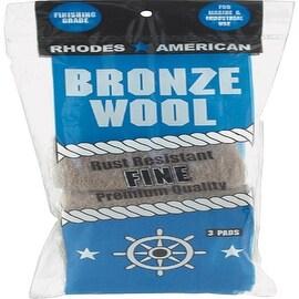 Homax 3Pk Fine Bronze Wool