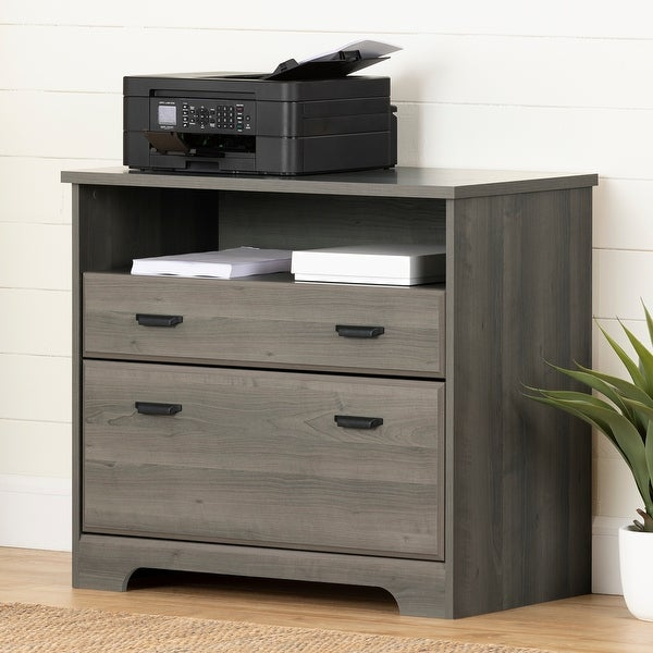 South Shore Versa 2-Drawer File Cabinet. Opens flyout.