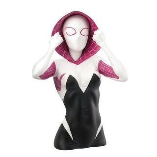 Marvel Vinyl Bust Bank: Spider Gwen (Masked)