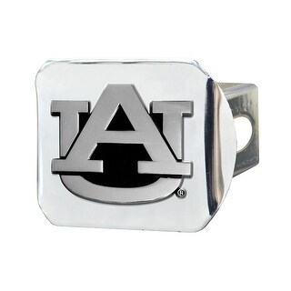 "Auburn University Hitch Cover 3.4""x4"""