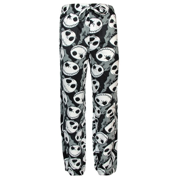 Shop Disney Nightmare Before Christmas Jack Skellington Fleece Lounge Pajama  Pants - Free Shipping On Orders Over  45 - Overstock - 19271856 7327fb9c5
