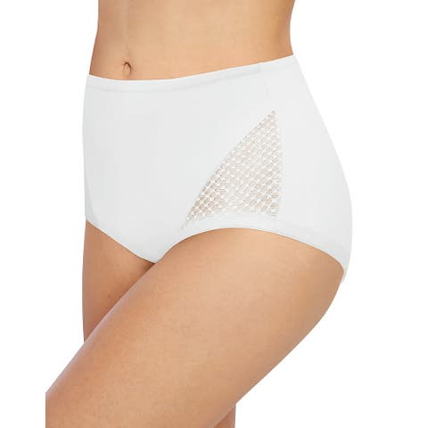Bali Passion for Comfort 2 Pk Firm Control Brief