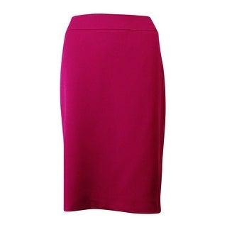 Tahari Women's Woven Pencil Skirt - 12P