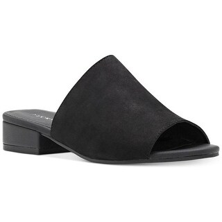 Lucky Brand Womens florent Leather Open Toe Mules (4 options available)